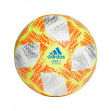 Afbeelding van Adidas Conext 19 Capitano Voetbal White Solar Yellow Solar Red Football Blue