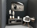 Afbeelding van Betonlook TV meubel Bussey