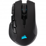 Afbeelding van Corsair Gaming Ironclaw RGB Wireless Optical Mouse Backlit LED (Black)