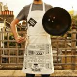 Afbeelding van BBQ Kookschort met instructies van Suck UK