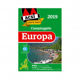 Afbeelding van ACSI Campinggids Europa 2019