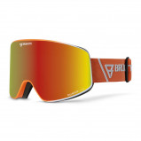 Bild av Brunotti Men and Women snow goggles View 1 Goggle Orange size One Size