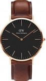 Afbeelding van Daniel Wellington Classic Black t Mawe 40mm horloge