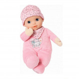 Afbeelding van Baby Annabell babypop Heartbeat voor baby's met geluid 30 cm roze