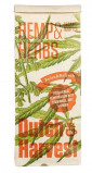 Afbeelding van Dutch Harvest Hennep Thee Hemp & Herbs 40GR