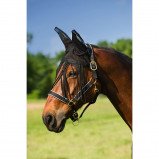 Obrázek Equi Theme ear net with fly fringe