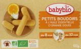 Afbeelding van Babybio Babykoekjes Boudoir Vanaf 10 Maanden, 120 gram