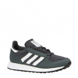 Afbeelding van adidas originals Forest Grove J sneakers antraciet