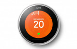 Afbeelding van Nest Learning Thermostat Slimme thermostaat RVS