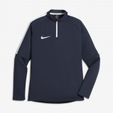 Image of Nike Dri FIT Older Kids' Football Drill Top Black