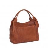 Bilde av Chesterfield Leather Handbag Cognac Cardiff