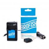 Afbeelding van Brofish Battery Wall & Car Charger voor Hero 4