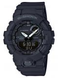 Afbeelding van Casio G Shock GBA 800 1AER Bluetooth horloge herenhorloge Zwart