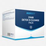 Image de 24hr Detox & Cleanse Pack de Body & Fit 1 boîte Insipide