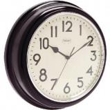 Afbeelding van Balance Time Kwarts Wandklok Classic