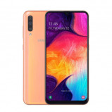Afbeelding van Samsung Galaxy A50 Oranje mobiele telefoon