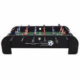 Afbeelding van Cougar mini voetbaltafel 95 x 59 25 cm zwart