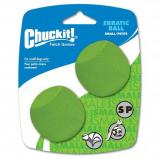 Afbeelding van Chuckit Erratic Ball Small 2 Pack 1 st