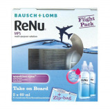 Afbeelding van Bausch & Lomb Renu mps sensitive flight pack 2x60ml