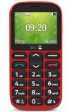 Afbeelding van Doro 1361 Red mobiele telefoon