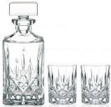 Afbeelding van Nachtmann Noblesse Whiskeyset 3 delig Transparant