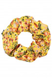 Image de America Today Femmes Gift Scrunchie Jaune ( Taille:ONE SIZE)