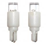 Afbeelding van AutoStyle autolampen T5 12 Volt 1 Watt wit 2 stuks