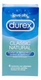 Abbildung von Durex Classic Natural 6 Stück in Durchsichtig