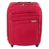 Afbeelding van Adventure Bags Bordlite Expandable Spinner 50cm Rood koffer