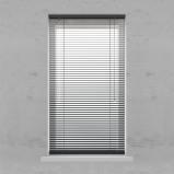 Afbeelding van Aluminium Jaloezie 25mm Smart Graphite 140x180