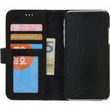 Afbeelding van Decoded 2 in 1 Leather Wallet Apple iPhone Xr Book Case Zwart