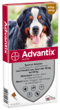 Afbeelding van Advantix Hond 250/1250 Spot on Solution