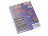 Afbeelding van Edma EDM0420 Krammen Gegalvaniseerd staal Omega 20 (100st)