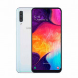 Afbeelding van Samsung Galaxy A50 White mobiele telefoon