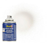 Billede af (04) Spray Color, White gloss (RAL 9010) 100 ml Revell