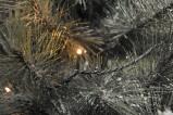Afbeelding van Konstsmide LED Microsnoer Buiten (Aantal lampen: 400 lampen, Afmetingen: 3293 cm, Kleur snoer: zwart, verlichting: extra warm wit, Lichteffect: nee)