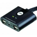 Afbeelding van 4 poorts USB Switch voor randapparatuur