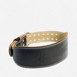 Abbildung von 4 Inch Padded Leather Belt Medium von Harbinger