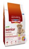 Afbeelding van 12+3 kg Smolke Senior Medium...