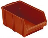 Afbeelding van Erro 161204RO Stapelbakken B4 rood 155 x 210 330mm