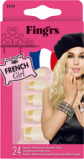 Afbeelding van Fing'rs French Girl Gold nagels 24st