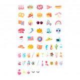 Afbeelding van A Little Lovely Company lightbox letterset American Dreams