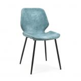 Afbeelding van By boo stoel seashell blauw