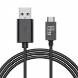 Afbeelding van BeHello Charge and Synch Cable USB C to 1m Black