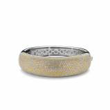 Image of TI SENTO Milano Bracelet Brown Silver Plated 2768ZC