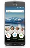 Afbeelding van Doro 8040 White mobiele telefoon