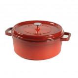 Afbeelding van Cuisinova braadpan ø 24cm (Kleur: rood)