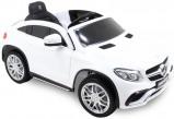 Afbeelding van Elektrische kinderauto Mercedes GLE63 AMG wit