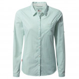 Afbeelding van Craghoppers NosiLife Adoni Blouse Dames Seaspray 38