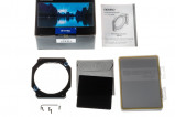 Afbeelding van Benro 100mm Filtersysteem Filterkit Grijsfilter 10 Stops